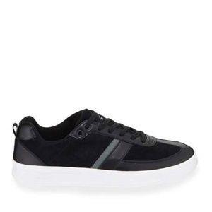 Original Penguin Shoes - NEW-Original Penguin Braiden Suede Low-Top Sneaker